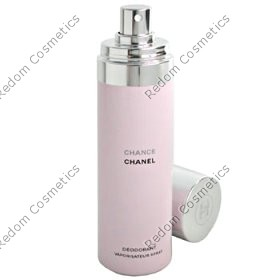 Chanel chance dezodorant 100 ml atomizer