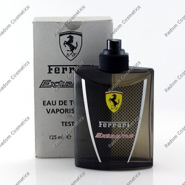 Ferrari black extreme men woda toaletowa 125 ml spray bez opakowania