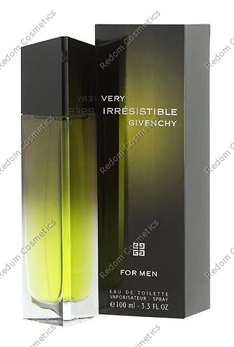 Givenchy very irresistible homme woda toaletowa 100 ml spray