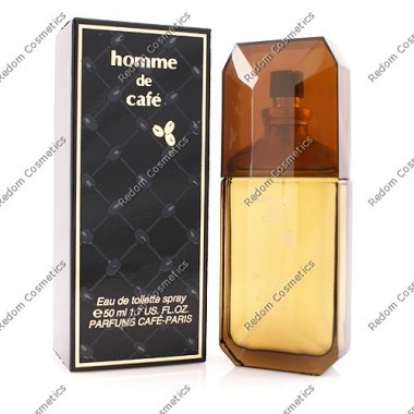 Cafe homme de cafe woda toaletowa 50 ml spray