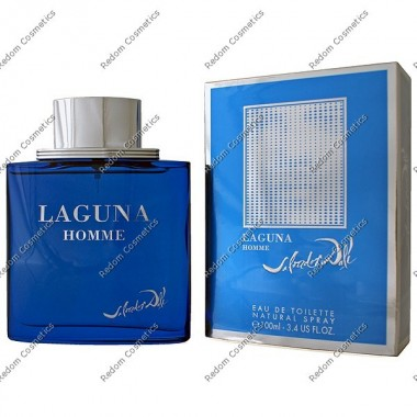 Salvador dali laguna homme woda toaletowa 100 ml spray