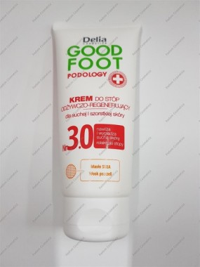Delia good foot krem do stÓp od¯ywczo-regeneruj¡cy 100ml