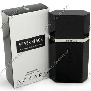 Azzaro silver black men woda toaletowa 100 ml spray