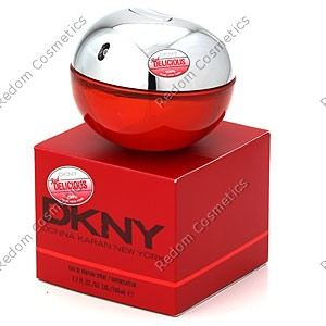 Donna karan dkny red delicious woda perfumowana 30 ml spray