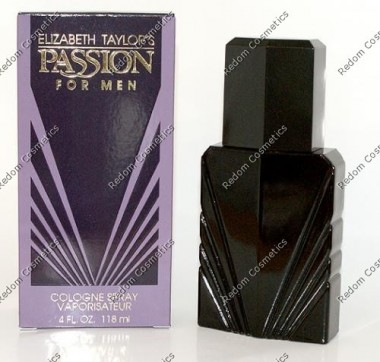 Elizabeth taylor passion men woda koloŃska 118 ml spray