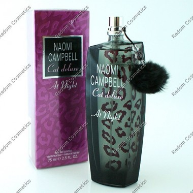 Naomi campbell cat deluxe at night woda toaletowa 75 ml spray