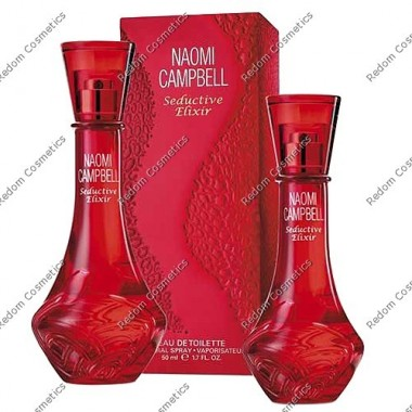 Naomi campbell seductive elixir woda toaletowa 15 ml spray