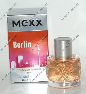 Mexx women berlin woda toaletowa 40 ml spray