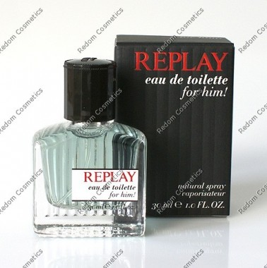 Replay for him replay woda toaletowa 30 ml spray