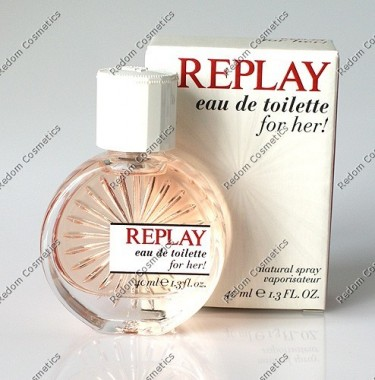 Replay for her replay woda toaletowa 20 ml spray