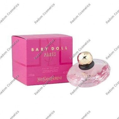 Yves saint laurent baby doll woda toaletowa 100 ml spray