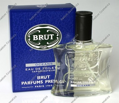 Brut oceans men woda toaletowa 100 ml spray
