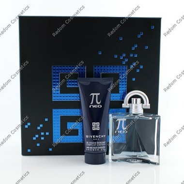 Givenchy pi neo men woda toaletowa 50 ml spray + Żel pod prysznic 75 ml