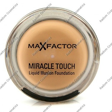 Max factor miracle touch liquid illusion foundation podkŁad nr.85 caramel 11,5 g