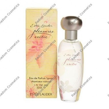 Estee lauder pleasures exotic woda perfumowana 50 ml spray
