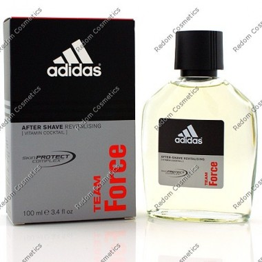 Adidas team force woda po goleniu 100 ml