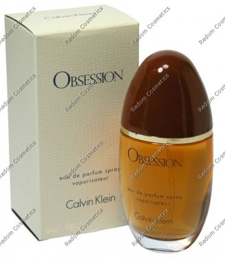 Calvin klein obsession women woda perfumowana 50 ml spray