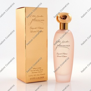 Estee lauder pleasures limited edition woda perfumowana 75 ml spray