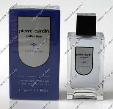 Pierre cardin collection iris sauvage men woda po goleniu 75 ml