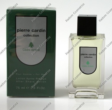 Pierre cardin collection cedre ambre men woda po goleniu 75 ml