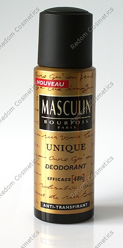 Bourjois masculin unique men dezodorant anty-perspirant 200 ml