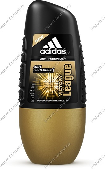 Adidas victory league men dezodorant roll-on 50 ml