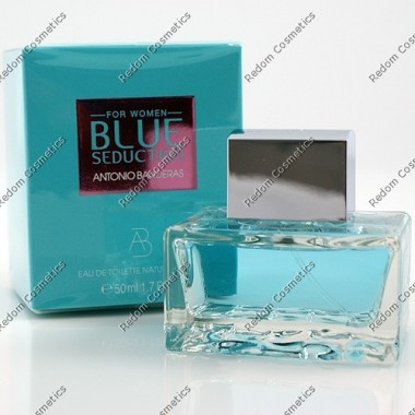 Antonio banderas blue seduction woda toaletowa 50 ml spray