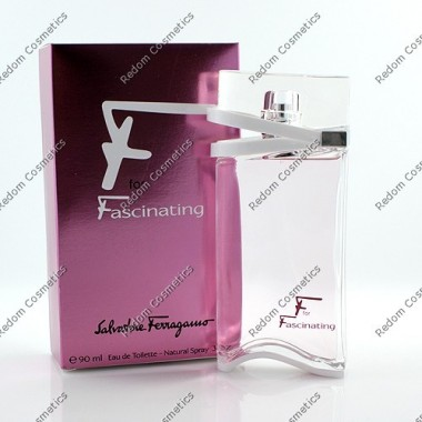 Salvatore ferragamo f for fascinating woda toaletowa 90 ml spray