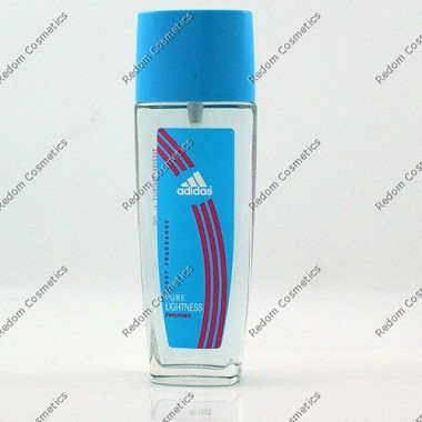 Adidas pure lightness women dezodorant 75 ml atomizer