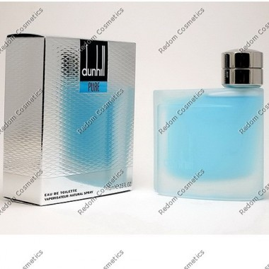 Dunhill pure men woda toaletowa 75 ml spray