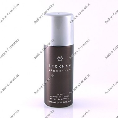 David beckham signature men dezodorant 150 ml spray