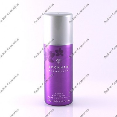 David beckham signature women dezodorant 150 ml spray