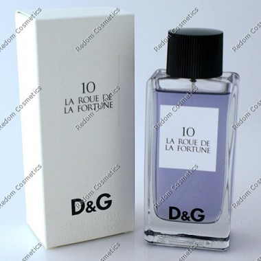 DOLCE & GABBANA LA ROUE DE LA FORTUNE NO 10 UNISEX WODA TOALETOWA 100 ML SPRAY