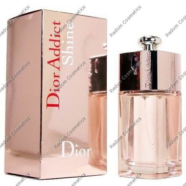 Christian dior addict shine woda toaletowa 100 ml spray