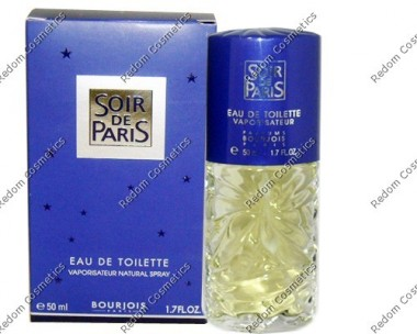 Bourjois soir de paris woda toaletowa 50 ml spray