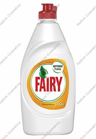 FAIRY 450 ML PŁYN DO NACZYŃ ORANGE
