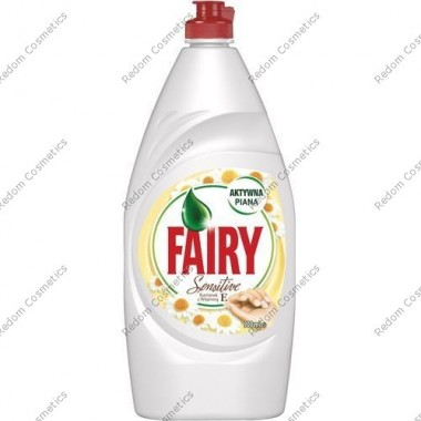 FAIRY 900ML. PŁYN DO NACZYŃ RUMIANEK
