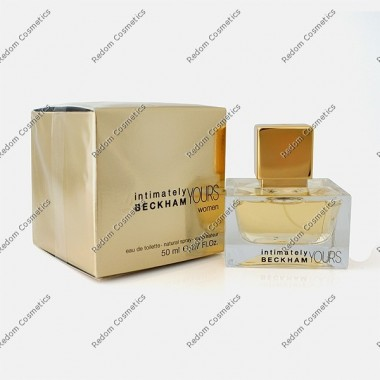 David beckham intimately yours women woda toaletowa 15 ml spray