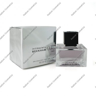 David beckham intimately yours men woda po goleniu 50 ml