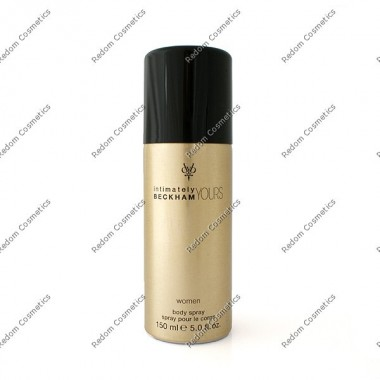 David beckham intimately yours women dezodorant 150 ml spray