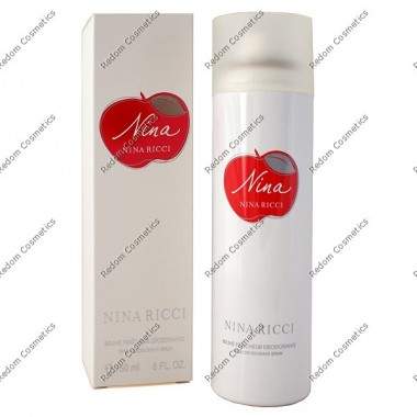 NINA RICCI NINA WOMEN DEZODORANT 150 ML SPRAY