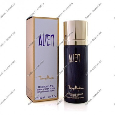 THIERRY MUGLER ALIEN WOMEN DEZODORANT 100 ML ATOMIZER