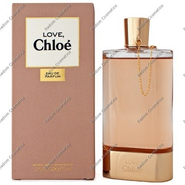 Chloe love women woda perfumowana 75 ml spray