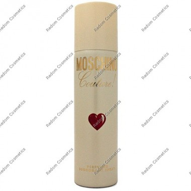 Moschino couture dezodorant 150 ml spray