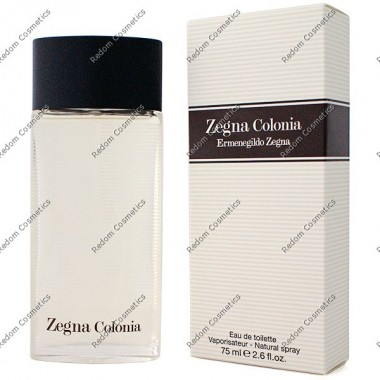 Ermenegildo zegna colonia woda toaletowa 75 ml spray
