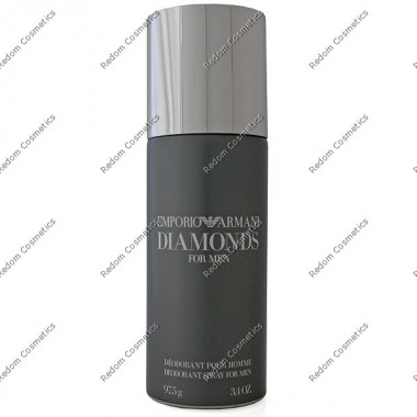 Giorgio armani emporio diamonds pour homme dezodorant 150 ml spray