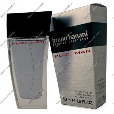 Bruno banani pure mĘska woda toaletowa 50 ml spray
