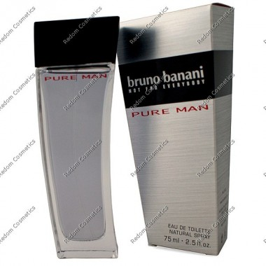 Bruno banani pure mĘska woda toaletowa 75 ml spray