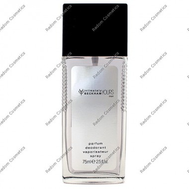 David beckham intimately yours men dezodorant 75 ml atomizer