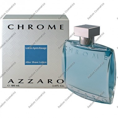 AZZARO CHROME WODA PO GOLENIU 100 ML